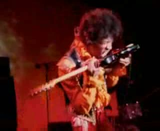 The Jimi Hendrix Experience - Jimi Plays Monterey - Hey Joe - 1967