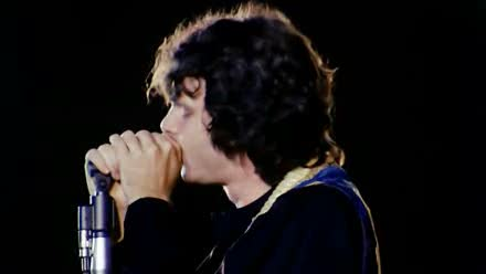 The Doors - Strange Days - When The Music's Over - 1967 | Live Bowl - 1968