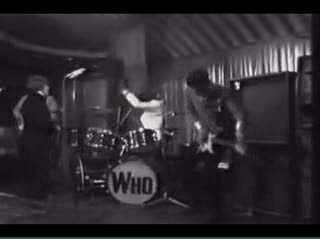 The Who - My Generation - My Generation - 1965 | Roger Daltrey, Pete Townshend, John Entwistle, Keith Moon | Live Marquee Club 1967
