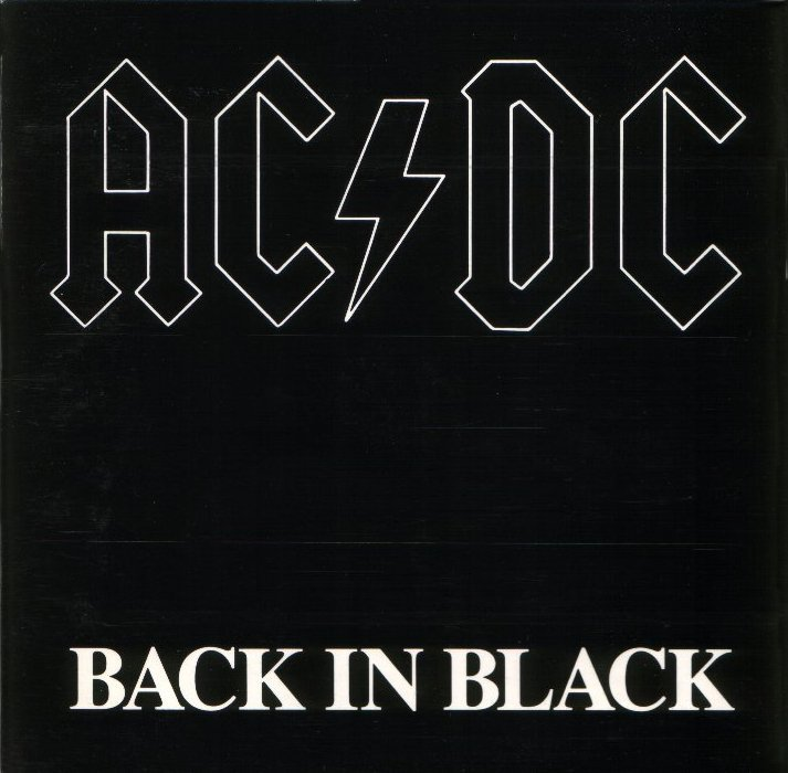 AC/DC | Back In Black | 1980
