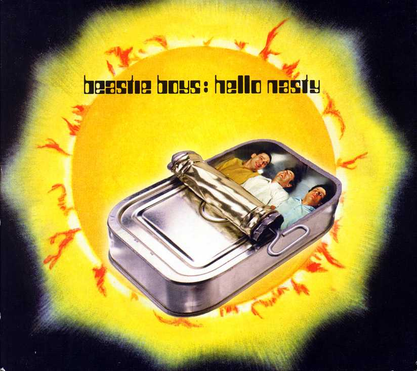 Beastie Boys - Hello Nasty - 1998