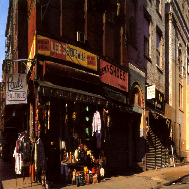 Beastie Boys - Paul's Boutique - 1989