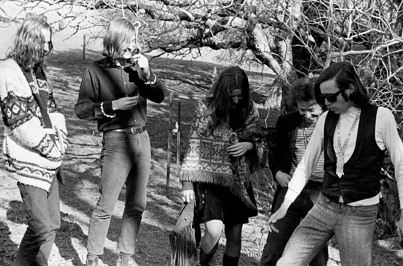 Janis Joplin - Big Brother and the Holding Company 1966-1968 (Janis Joplin, Peter Albin, Sam Andrew, David Getz, James Gurley) | Photo