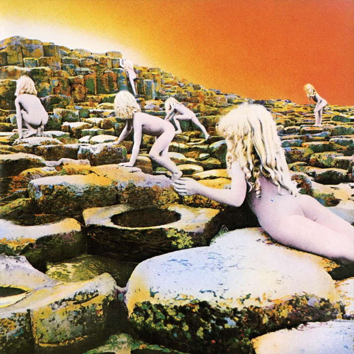 Led Zeppelin - Houses Of The Holy - 1973