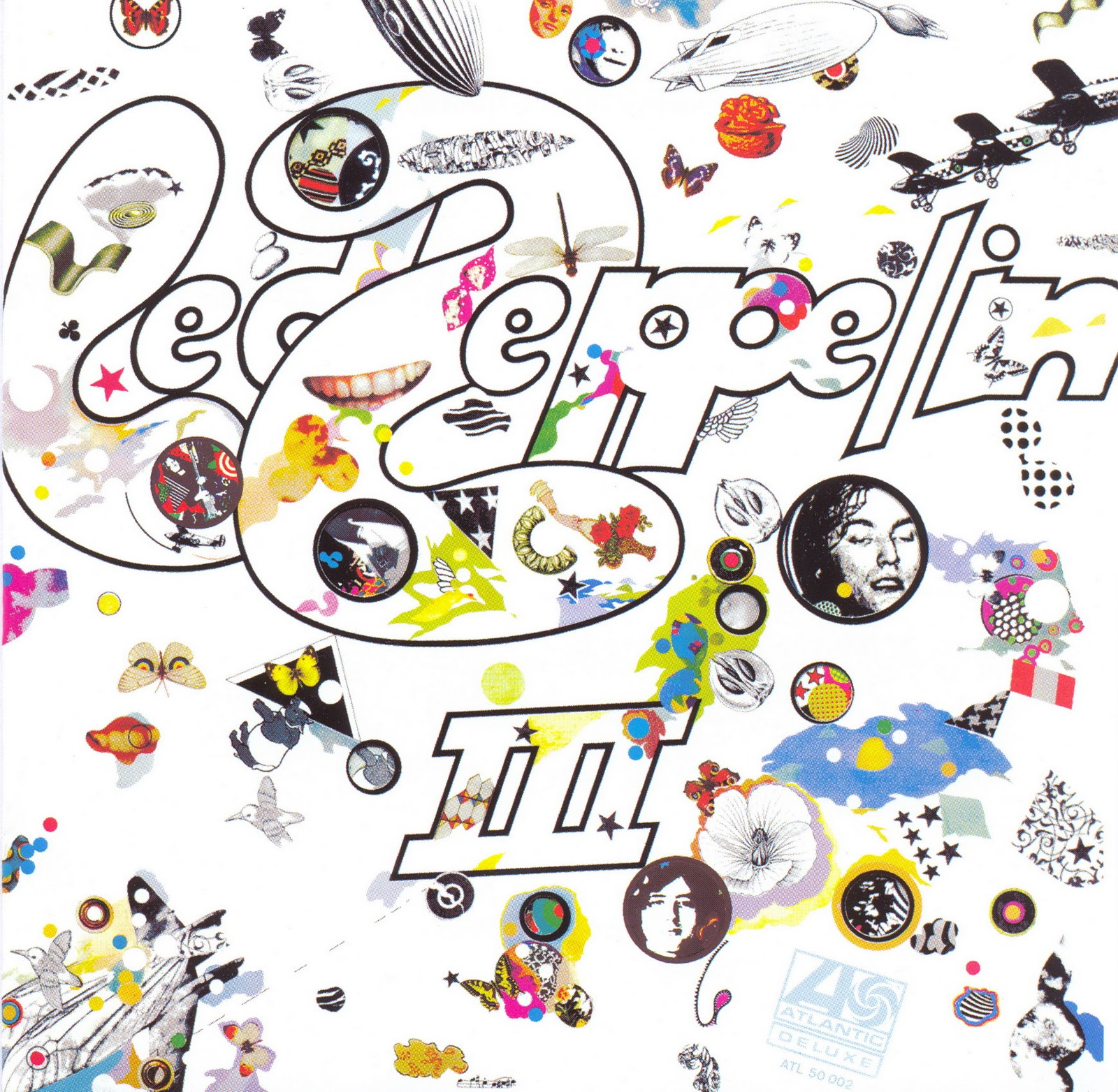 Led Zeppelin - III - 1970
