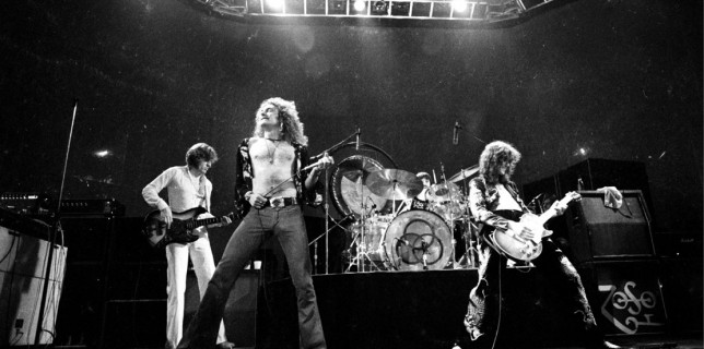 Led Zeppelin | Live