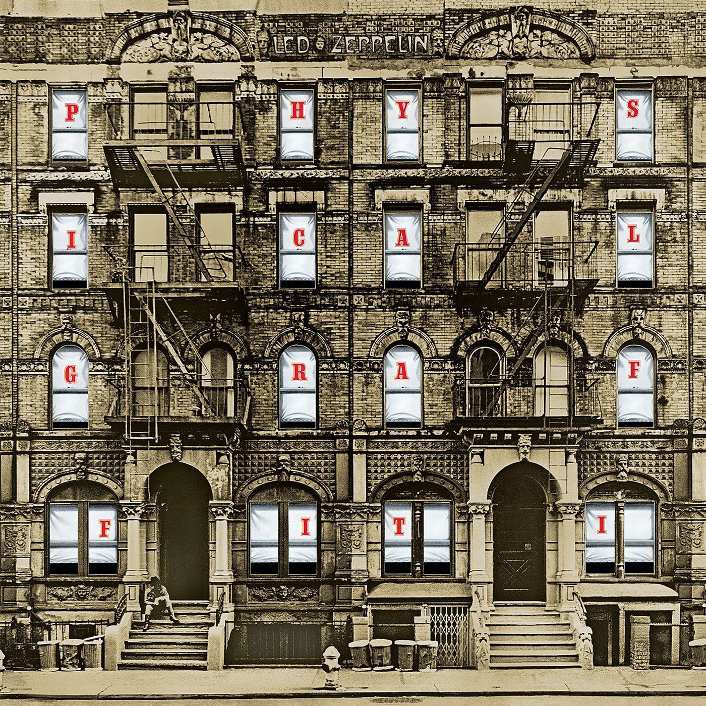 Led Zeppelin | Physical Graffiti | 1975