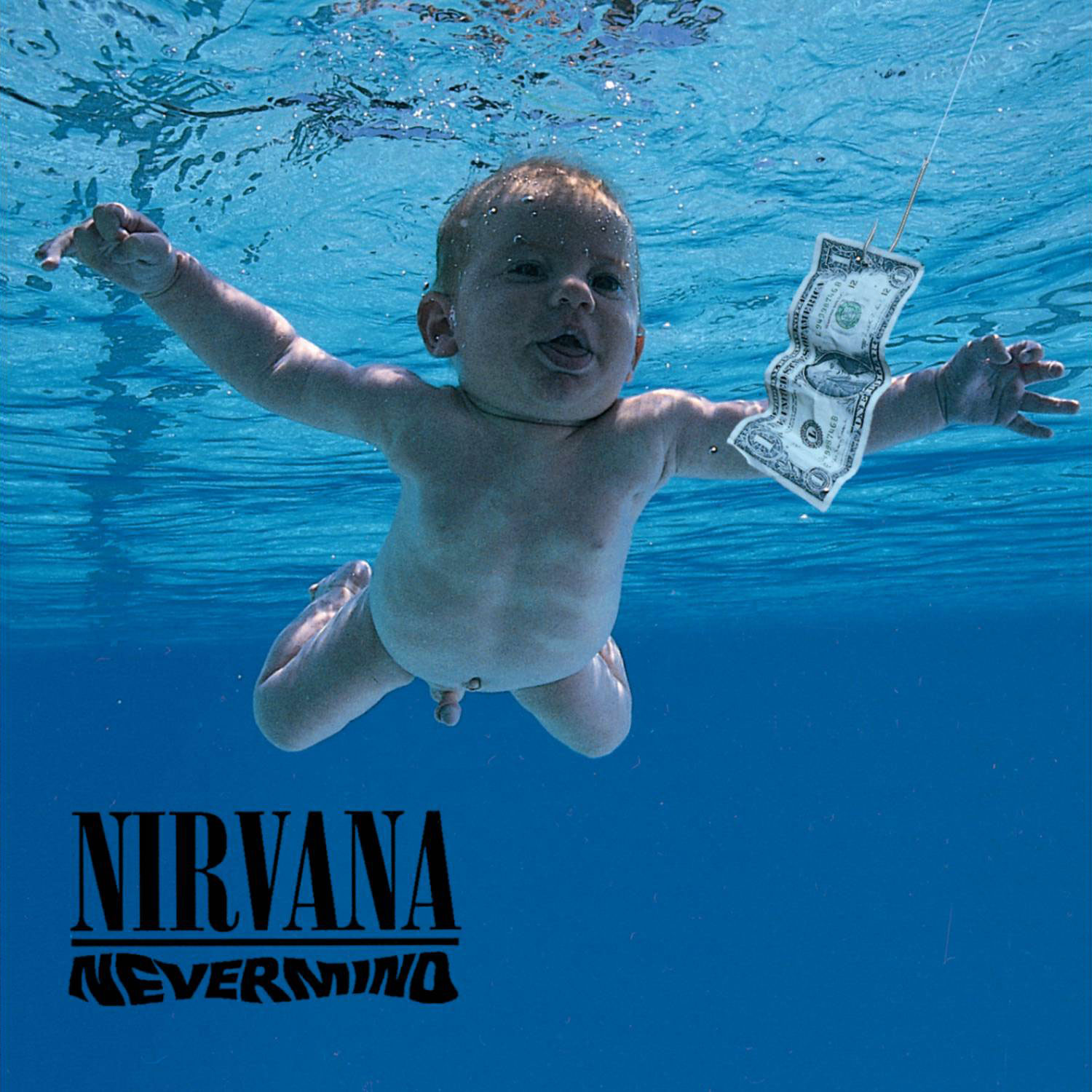 Nirvana - Nevermind - Smells Like Teen Spirit - 1991