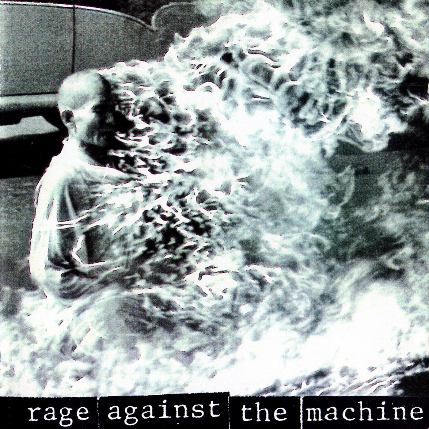 Rage Against The Machine - Rage Against The Machine - 1992