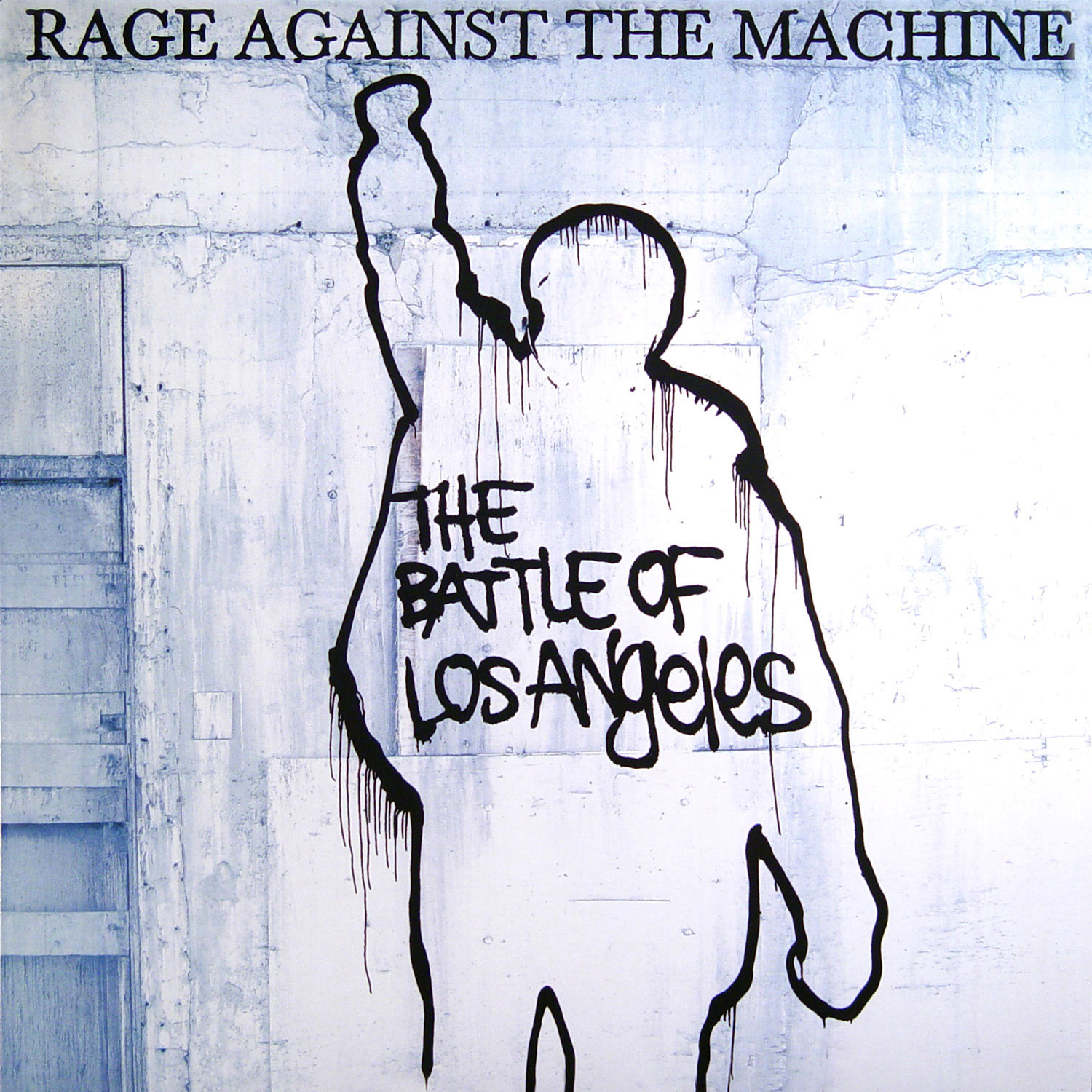 Rage Against The Machine - The Battle of Los Angeles - 1999