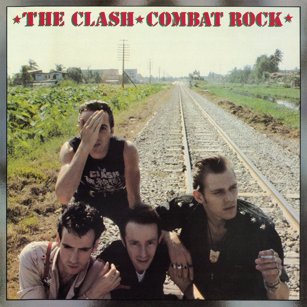 The Clash - Combat Rock - 1982