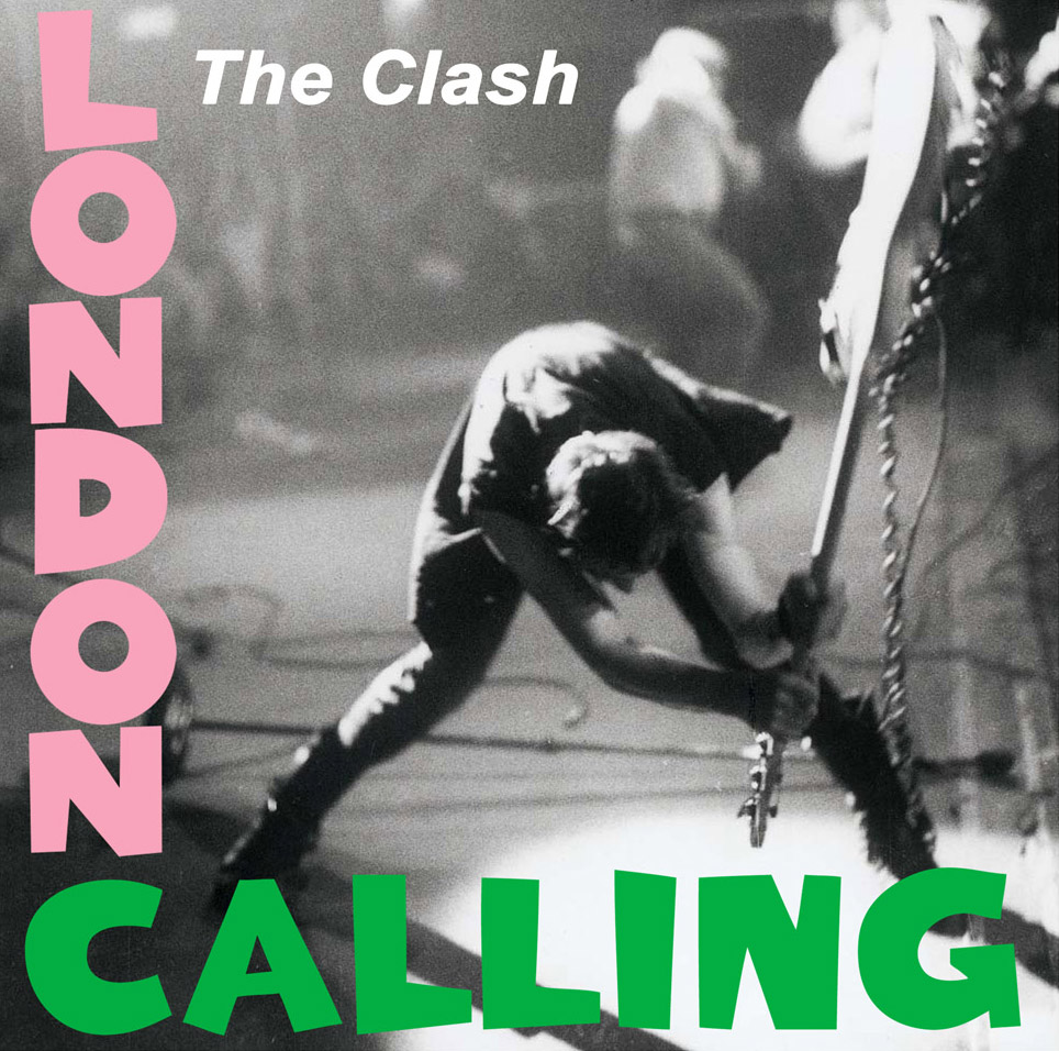 The Clash - London Calling - 1979