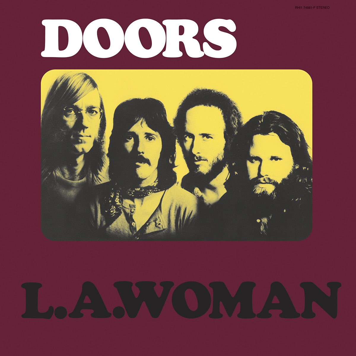 The Doors - L.A. Woman - 1971