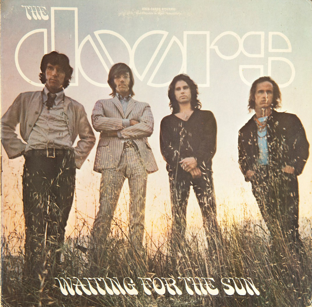 The Doors - Waiting For The Sun - 1968
