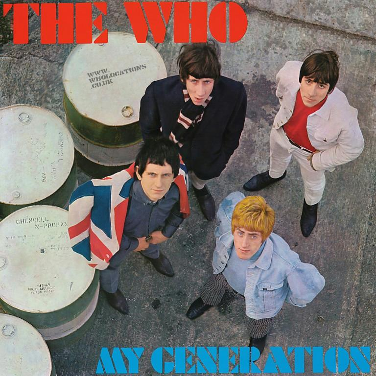 The Who - My Generation - 1965