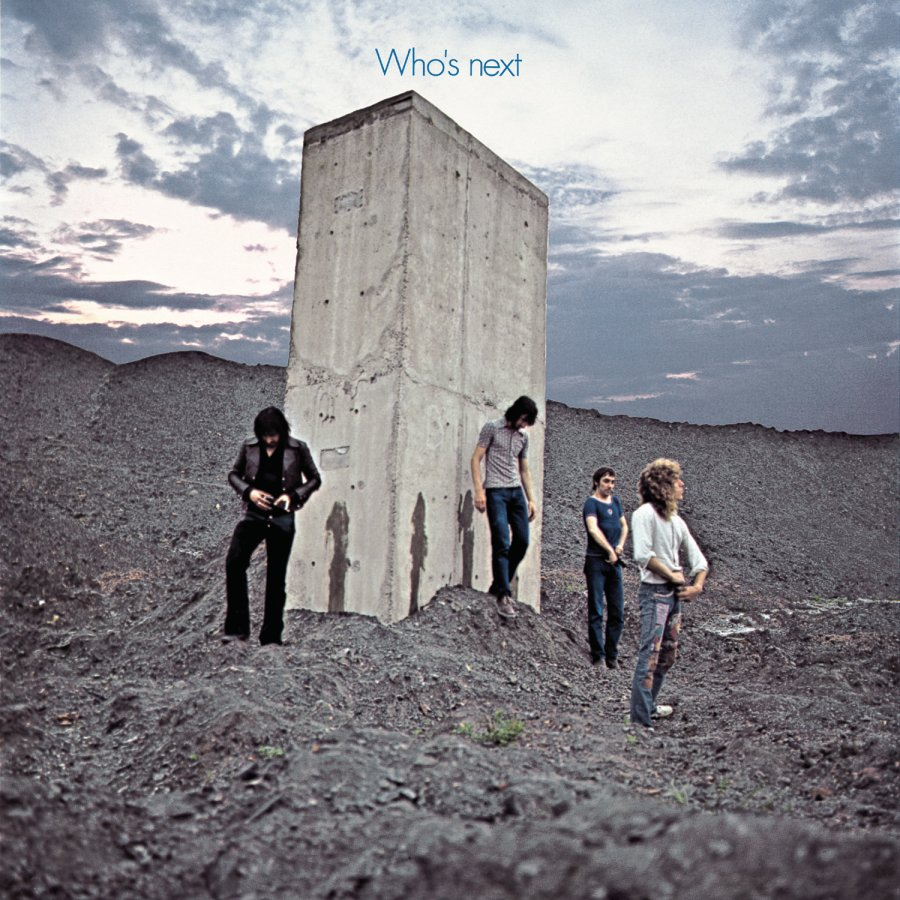 The Who - Who's Next - 1971